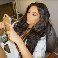 Kim Kardashian de retour sur Facebook... avant d'effacer ses derniers posts
