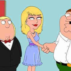 Les Griffin parodie Taylor Swift et se moque de ses histoires d'amour