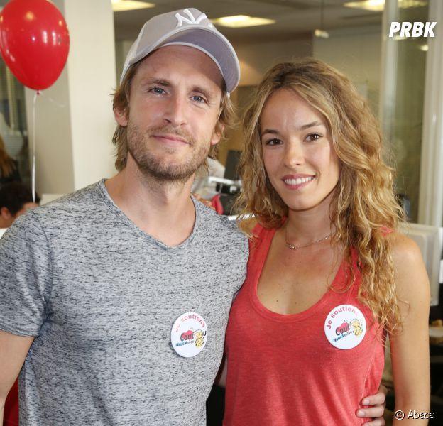 Elodie Fontan et Philippe Lacheau (Babysitting) : un couple visiblement heureux !
