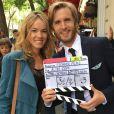 Elodie Fontan et Philippe Lacheau (Babysitting) : le couple jouera bientôt les amoureux dans le film Alibi.com !