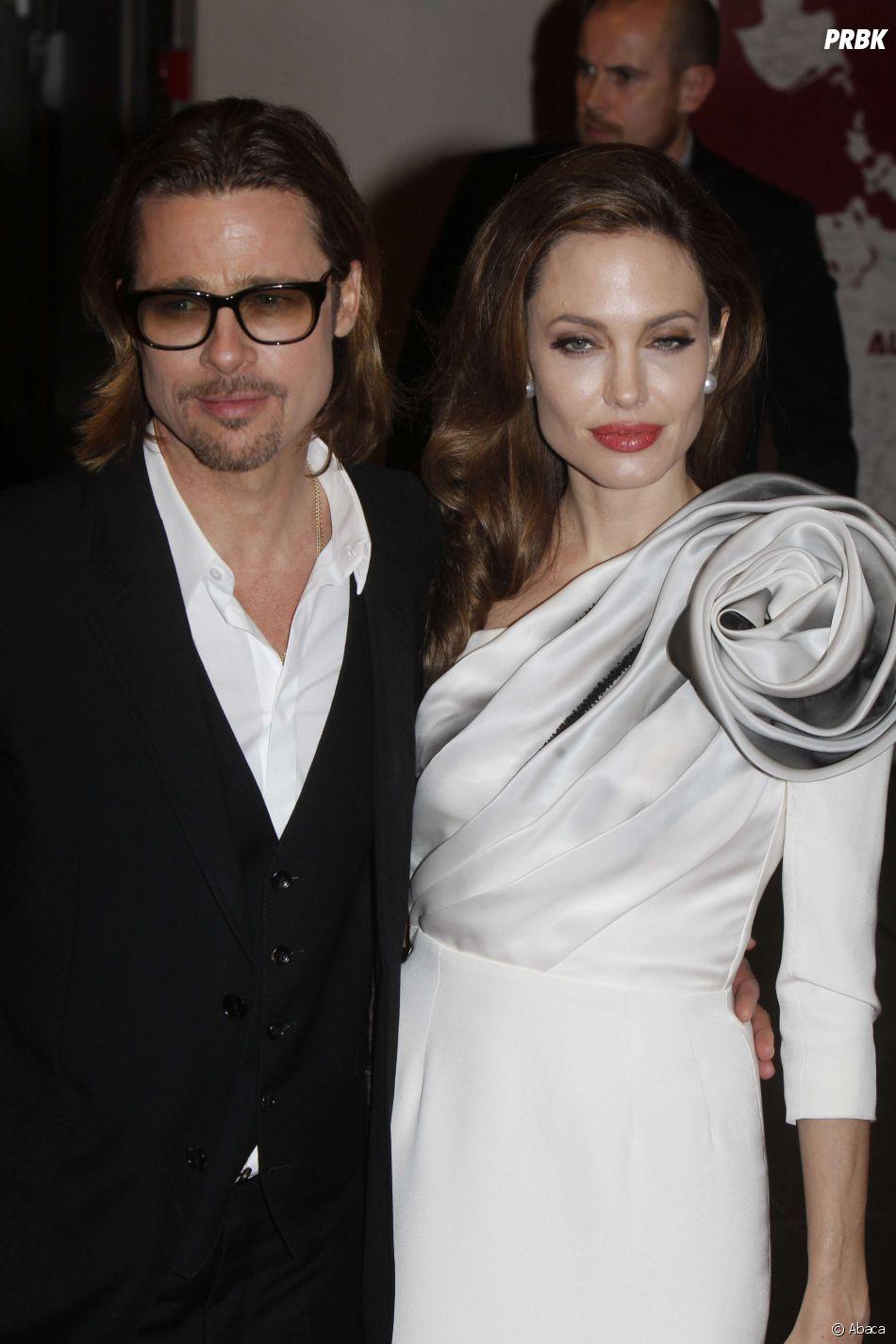 Brad Pitt et Angelina Jolie : le couple divorcé à nouveau ensemble, rêve ou réalité ?