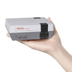 Mini NES : la console rétro de Nintendo a été développée par des français