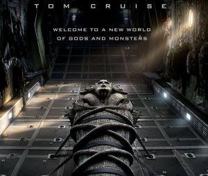 L'affiche de la Momie avec Tom Cruise