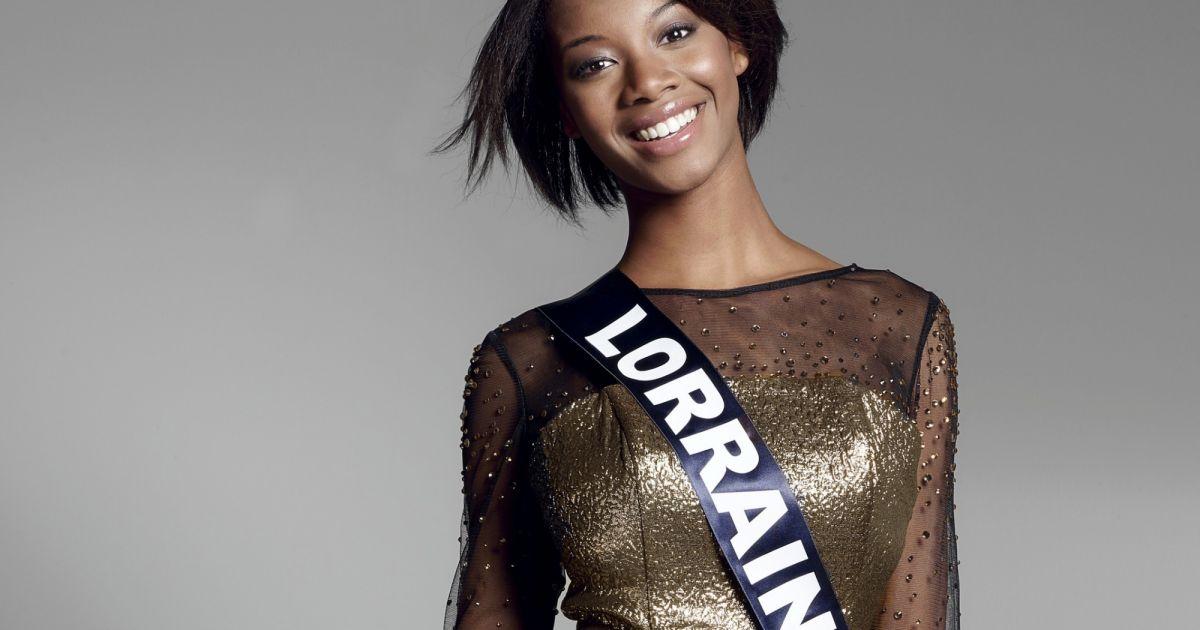 Miss france 2017 justine kamara miss lorraine menac e cause d 39 une photo pol mique purebreak - Miss france 2017 interview ...