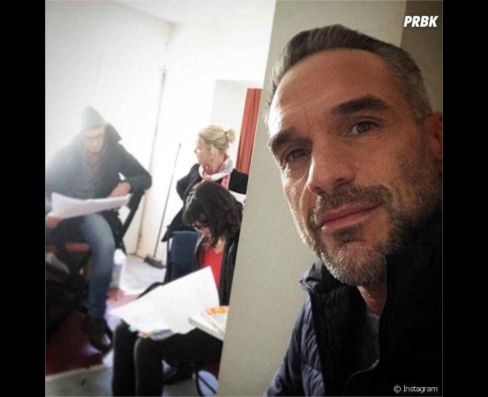 Profilage saison 8 : Philippe Bas sur le tournage