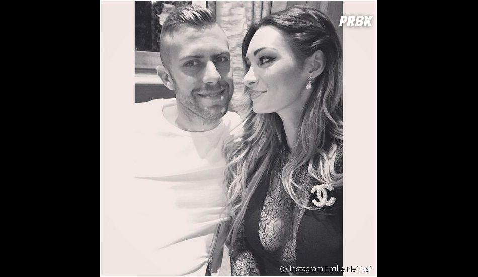 Emilie Nef Naf et Jérémy Ménez de nouveau en couple