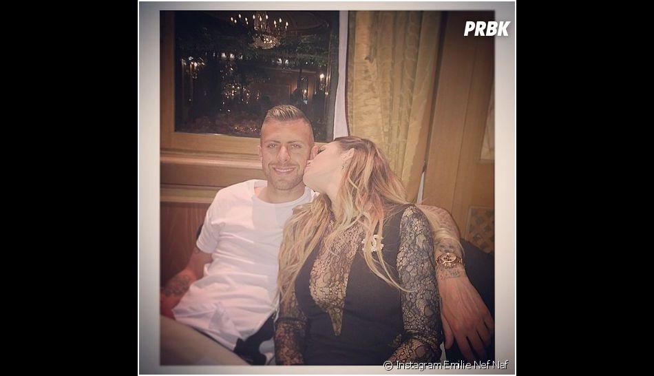 Emilie Nef Naf et Jérémy Ménez se sont remis ensemble après 10 mois de séparation