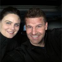 Bones saison 12 : fin du tournage pour Emily Deschanel et David Boreanaz