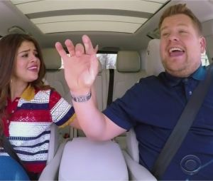 Selena Gomez, Lady Gaga, Adele... les stars reprennnent All I Want for Christmas is You avec James Corden