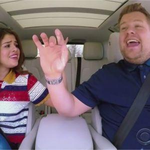 """Carpool Karaoke"" : Selena Gomez, Mariah Carey et Adele chantent ""All I Want for Christmas Is You"""