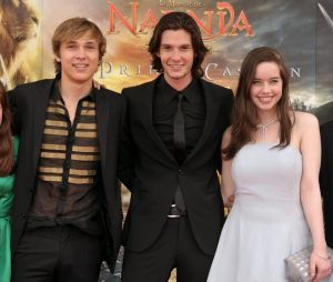 Le monde de Narnia : Georgie Henley (Lucy Pevensie), Anna Popplewell (Susan Pevensie), William Moseley (Peter Pevensie) et Ben Barnes (Prince Caspian) ont bien grandi. Que deviennent-ils ?