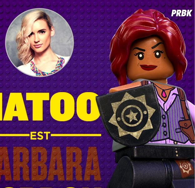 Lego Batman : Natoo au casting en Barbara Gordon