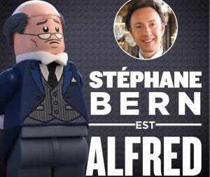 Lego Batman : Stéphane Bern au casting en Alfred