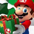 Carte de voeux de Nintendo