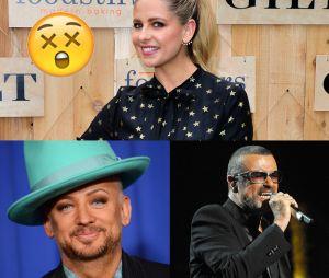 Sarah Michelle Gellar confond George Michael et Boy George