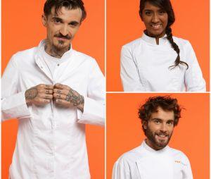 Top Chef 2017 : Guillaume, Kelly, Thomas... découvrez les portraits des 15 candidats