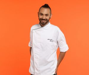 Top Chef 2017 : Alexandre Spinelli (25 ans)