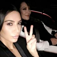 Kim Kardashian de retour : elle dévoile son tout premier selfie de l'année 2017