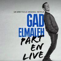 Gad Elmaleh : bientôt la star d'une série sur Netflix ?