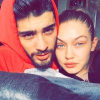 Zayn Malik et Gigi Hadid en amoureux sur Snapchat : même sans maquillage, elle est CANON 😍