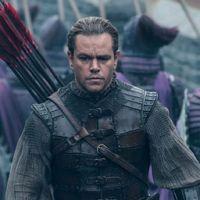 La Grande Muraille : Matt Damon dans la nouvelle fresque épique de Zhang Yimou