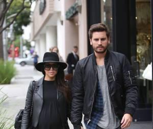 Scott Disick et Kourtney Kardashian : après la rupture à l'été 2015, le bébé pour 2017 ?