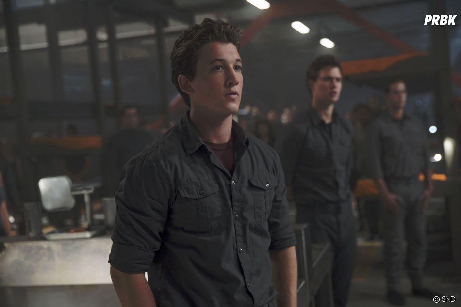 Divergente 4 : le film menacé ?