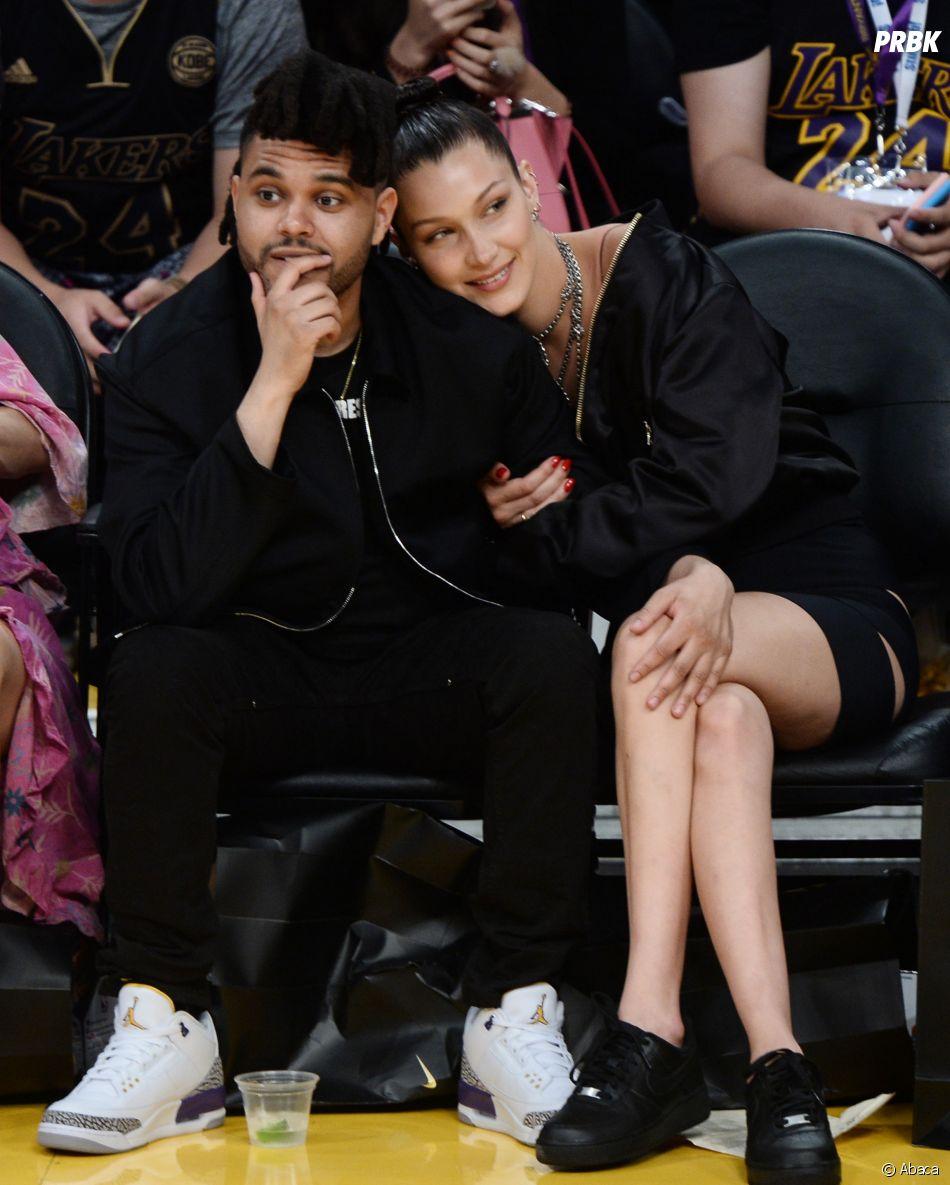 Bella Hadid et The Weeknd lorsqu'ils étaient en couple : maintenant, c'est avec Selena Gomez qu'il sortirait.