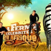 La Ferme Célébrités en Afrique ... Mickael Vendetta se prend un verre d'eau