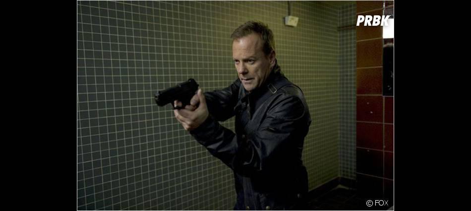 24 heures chrono : Kiefer Sutherland sur une photo de la saison 9