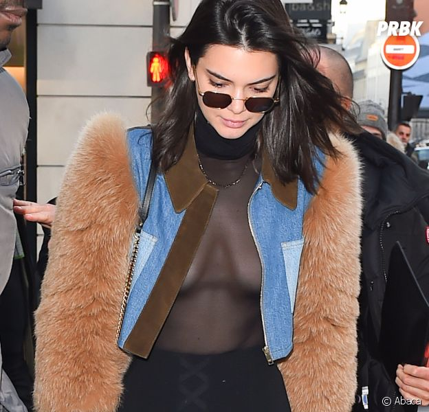 Kendall Jenner unijambiste ? La photo qui intrigue les internautes
