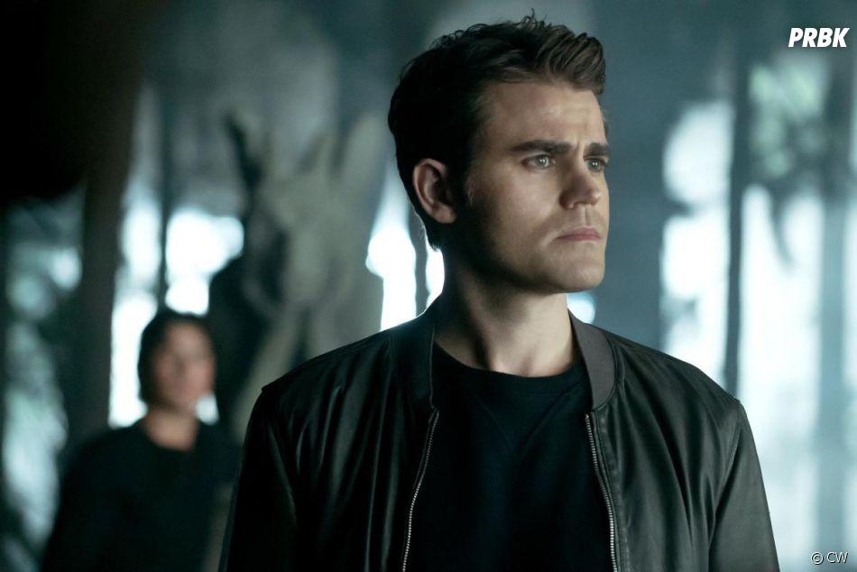 The Vampire Diaries saison 8 : Stefan (Paul Wesley) sur une photo de l'épisode 10