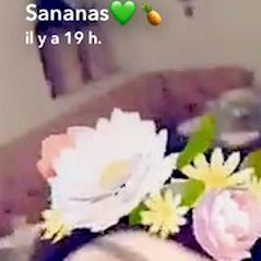 Sananas et Louane Emera très proches sur Snapchat, le duo WTF