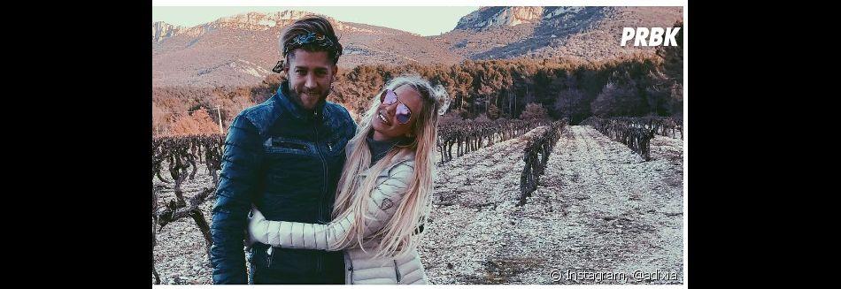 Adixia (Les Marseillais South America) et Paga toujours en couple