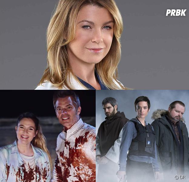 Grey's Anatomy saison 12, Santa Clarita Diet, Ennemi Public... 10 séries à ne pas manquer en février