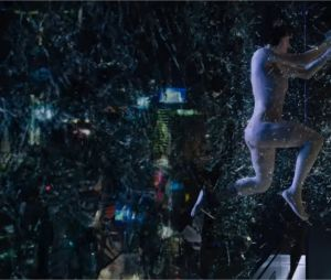 Ghost in the Shell : Scarlett Johansson sexy et badass dans une bande-annonce