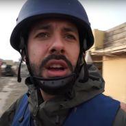 Le Grand JD prend des risques pour ramener des images fortes de la guerre en Irak