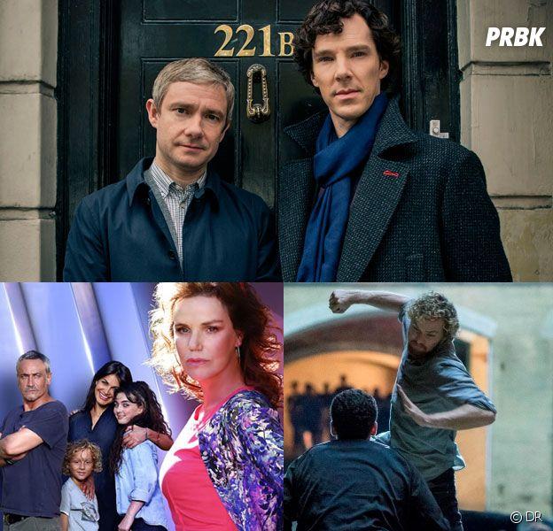 Louis(e), Sherlock saison 4, Iron Fist... : 10 séries à ne pas manquer en mars