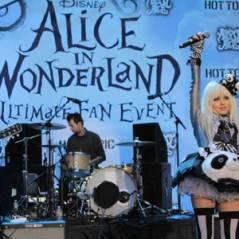 Le clip d'Alice au pays des merveilles ... avec Kerli !