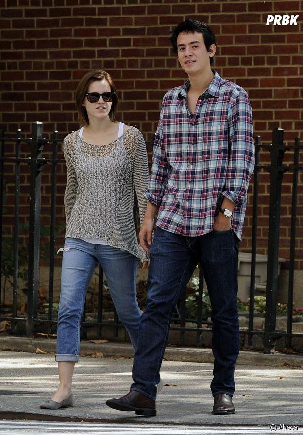 Emma Watson et son ex petit-ami  Will Adamowicz