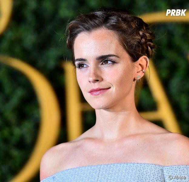 Emma Watson en couple... mais vous ne saurez pas avec qui