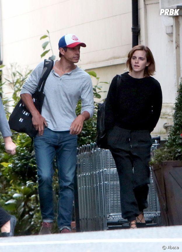 Emma Watson et son ex petit-ami William Knight