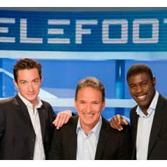Foot ... les images insolites de Téléfoot ... le ZAP
