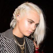 Cara Delevingne dévoile une nouvelle couleur de cheveux originale et surprenante