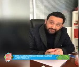 Cyril Hanouna aux commandes du Mad Mag de NRJ12 le temps d'une émission ?