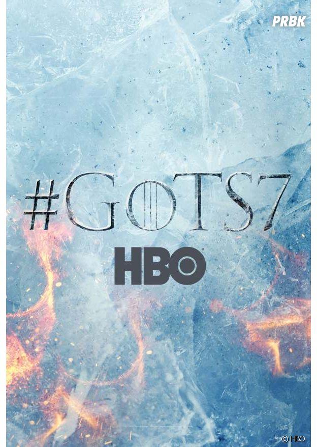 Game of Thrones saison 7 : la première affiche