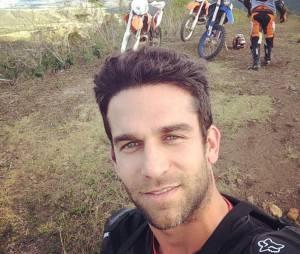 Christophe, le petit ami sportif de Miss France 2013
