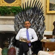 Game of Thrones : Barack Obama bientôt au casting de la série ?