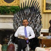 Game of Thrones : Barack Obama bientôt au casting de la série ?