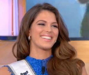 Iris Mittenaere (Miss Univers 2016) : sa réponse à double sens provoque un fou rire général dans C à vous !